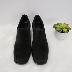 La CANADIENNE Suede boots 8.5 M